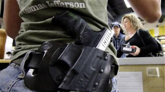 Are concealed weapons the answer to American safety?