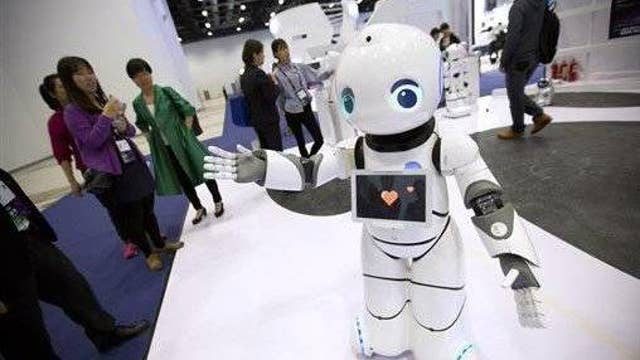 Can robots save the economy?