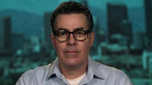Adam Carolla on 'No Safe Spaces': Hollywood blacklists over politics