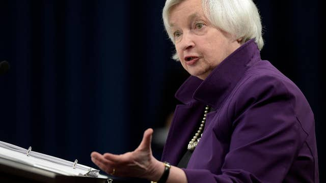 Yellen: Conditions are in place for inflation to move up