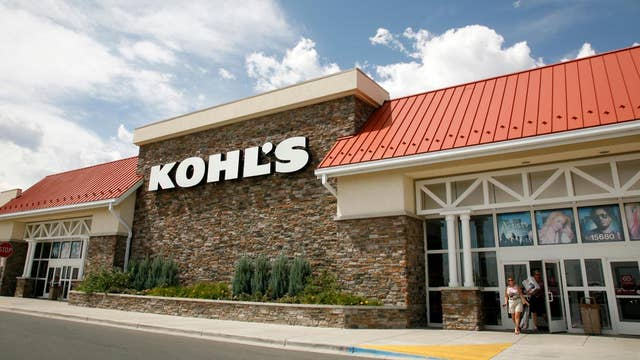Kohl's CEO on border tax: Consumers will pay more