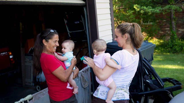 The 'Tinder' for moms looking to make friends