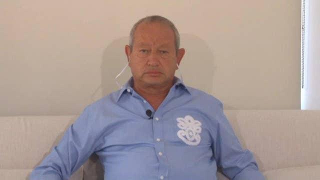 Arab investors need to divest from Qatar: Billionaire Naguib Sawiris