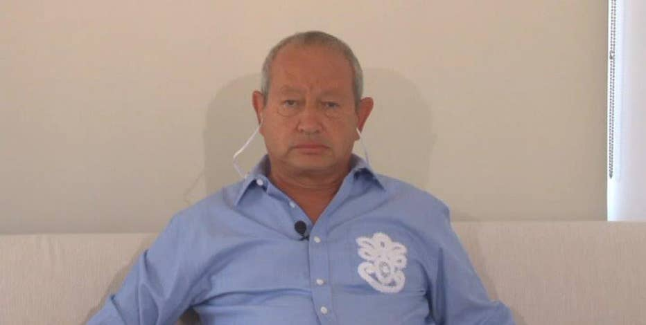 Egyptian billionaire investor Naguib Sawiris on why investors should divest from Qatar.