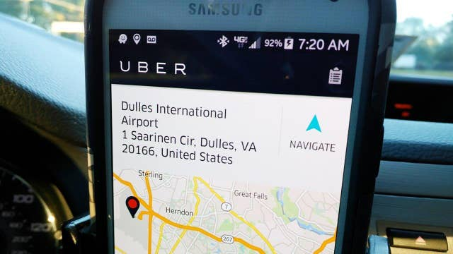 Uber CEO in hot water over racy email