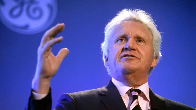 Why General Electric CEO Immelt is stepping down