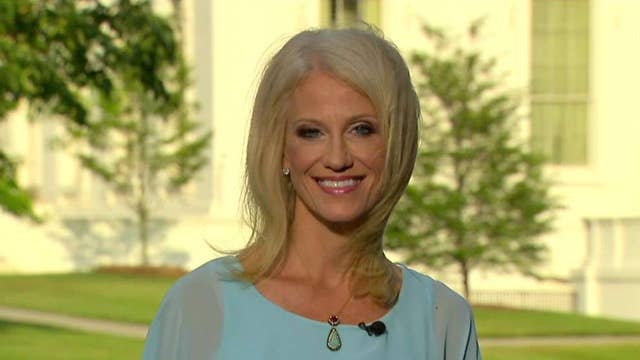 Kellyanne Conway on the GOP health care bill