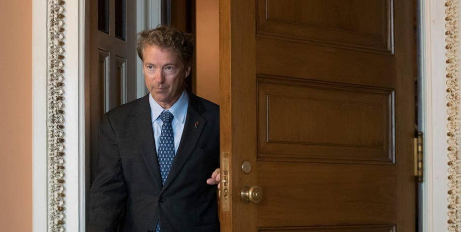 Sen. Rand Paul (R-KY) discusses why he is opposed to the GOP Senate health-care bill.