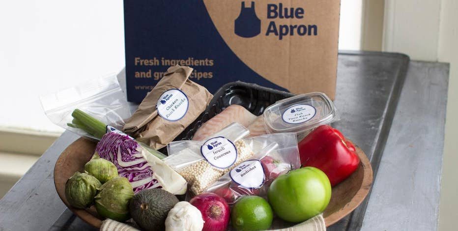 FBN's Nicole Petallides reports on Blue Apron's IPO debut amid concerns over Amazon-Whole Foods deal.