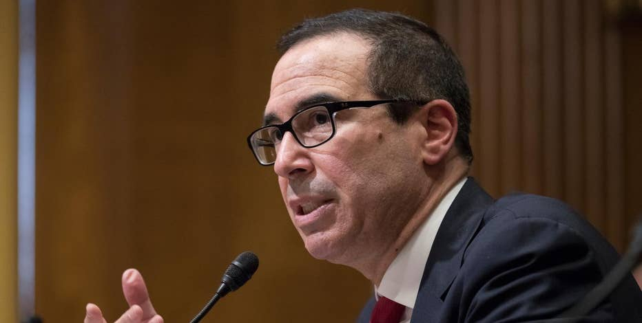 Treasury Secretary Steven Mnuchin on President Trump's decision to withdraw from the Paris climate agreement, how Trump plans to negotiate a new deal, and the status of tax reform and tax cuts.