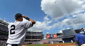Jeter may be able to buy small minority stake in Miami Marlins: Gasparino
