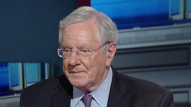 Tax cuts needed across the board: Steve Forbes