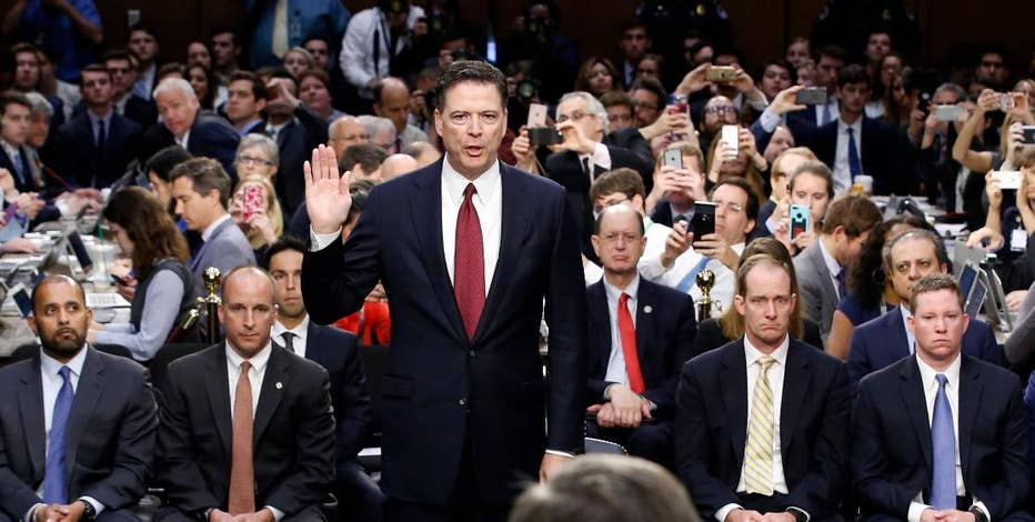 Former FBI Assistant Director James Kallstrom on why he believes former FBI Director James Comey made a fool of himself testifying before the Senate Intelligence Committee on Thursday.