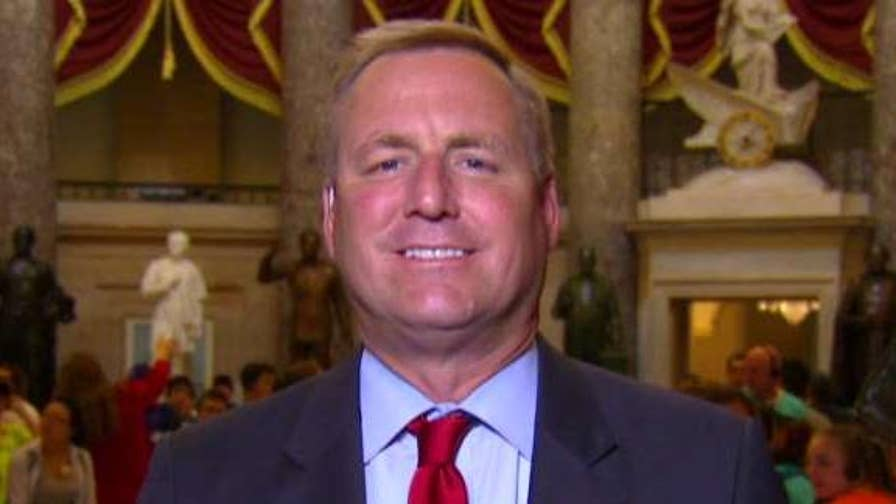 Rep. Jeff Denham (R-CA) on President Trump's infrastructure plan and how to pay for it.