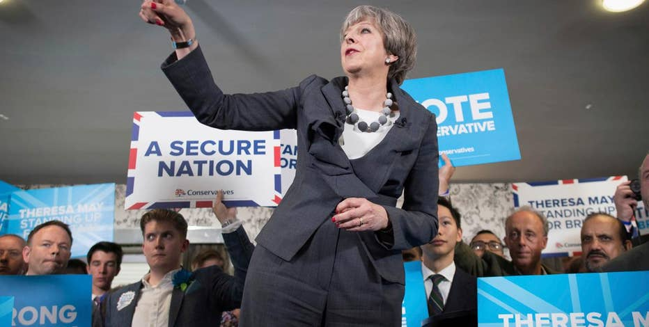 Former special advisor to Lady Thatcher Nile Gardiner and former U.K. parliament candidate Brian Cattell on the British election exit polls and whether Theresa May should have done more to compete with Jeremy Corbyn.