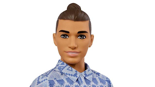 Is Barbie ready for Ken's makeover?