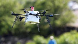Drones taking over dangerous jobs