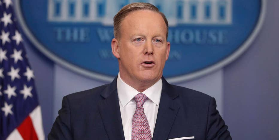FBN's Liz Claman on reports that White House Press Secretary Sean Spicer will get a new role within the Trump administration.