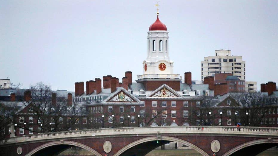 Hypocrisy in Harvard's effort to ban social clubs over 'exclusivity?'
