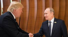 Why is the Trump-Putin G-20 talk a big deal now?