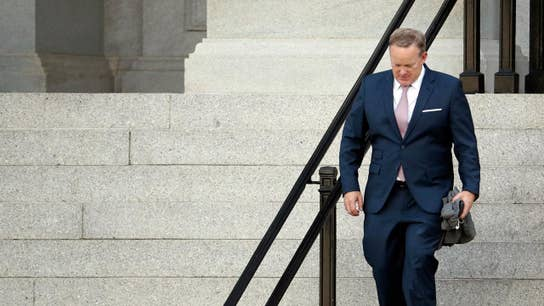Inside the Sean Spicer resignation