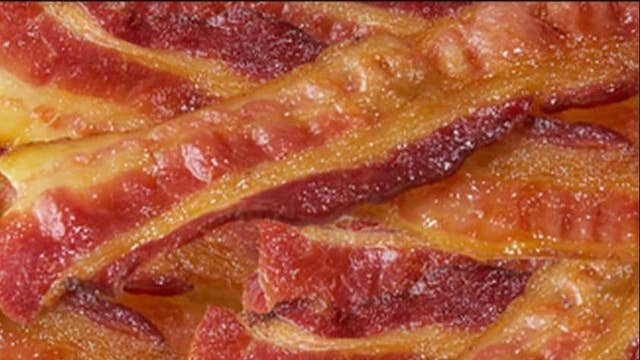 Bacon craze leading to higher prices