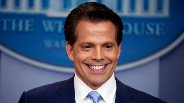 Scaramucci removed from White House communications director post: Report