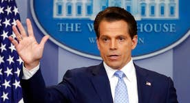 Scaramucci says he has communications experience