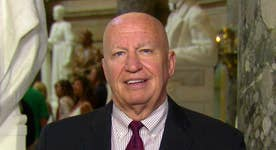 Tax increases on top income earners is not an option: Rep. Kevin Brady