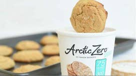 Arctic Zero removes calories from ice cream