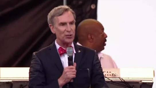 Bill Nye takes aim at climate change deniers