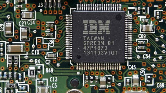 IBM reports second quarter earnings