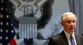 Jeff Sessions' future in question
