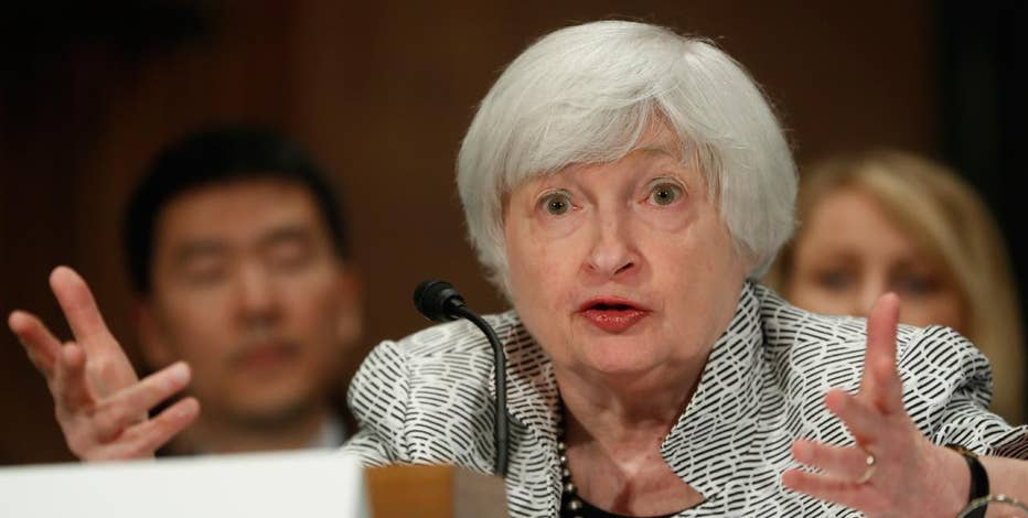 "Federal Reserve Chair, Janet Yellen testified before congress that it will be ""challenging"" to get to 3% GDP in the next five years."