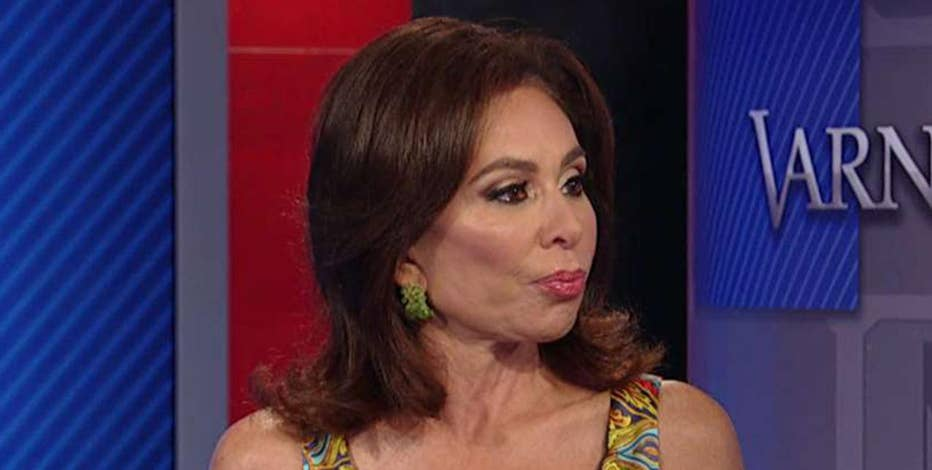 Judge Jeanine Pirro, host of 'Justice with Judge Jeanine,' on Trump's handshake with Poland's president and first lady.
