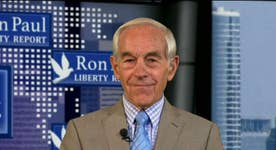 Ron Paul on de Blasio's tax plan to repair the NYC subway system