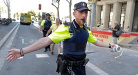 Police stop second potential terror attack in Spain