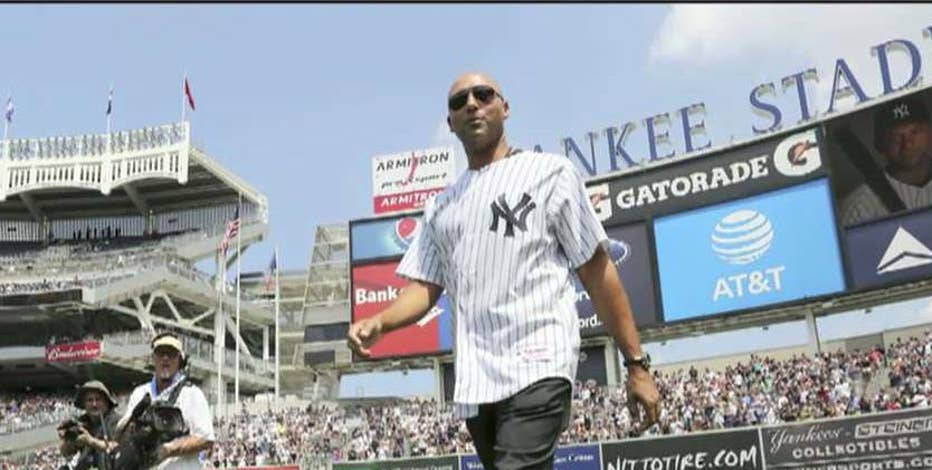 FBN's Charlie Gasparino on former New York Yankees All-Star shortstop Derek Jeter reaching a handshake agreement to buy the Miami Marlins.