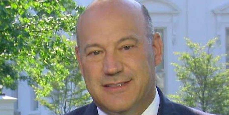 National Economic Council Director Gary Cohn on the July jobs report, tax reform, the debt ceiling and White House leaks.