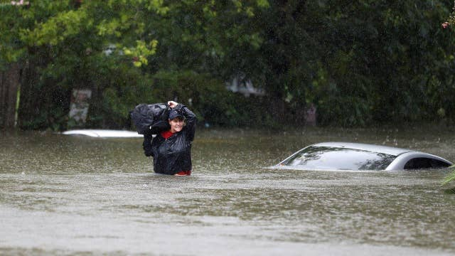 Trump is doing the right things on Hurricane Harvey: Texas Land Commissioner
