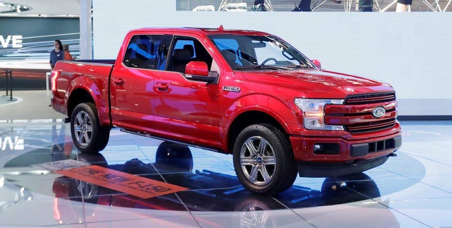FoxNews.com Automotive Editor Gary Gastelu on the features in Ford's new F-150.