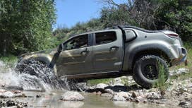 GM, US Army team up for Chevrolet Colorado ZH2