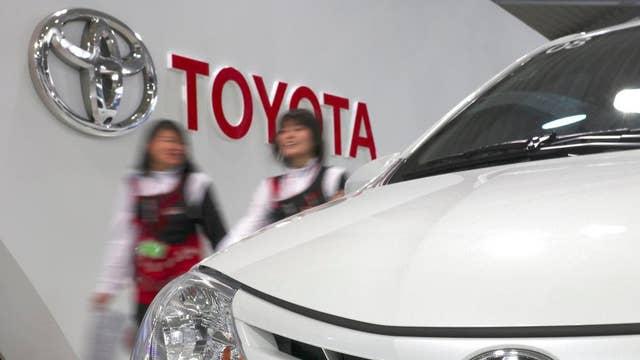 Trump tweets on Toyota, Mazda US plant