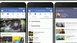 Facebook takes on YouTube, TV with Watch feature