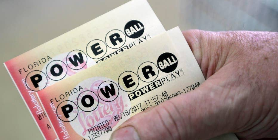 FBN's Tracee Carrasco on the big jackpot for the Powerball lottery.
