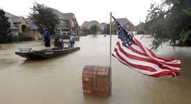 Harvey search and rescue efforts continue