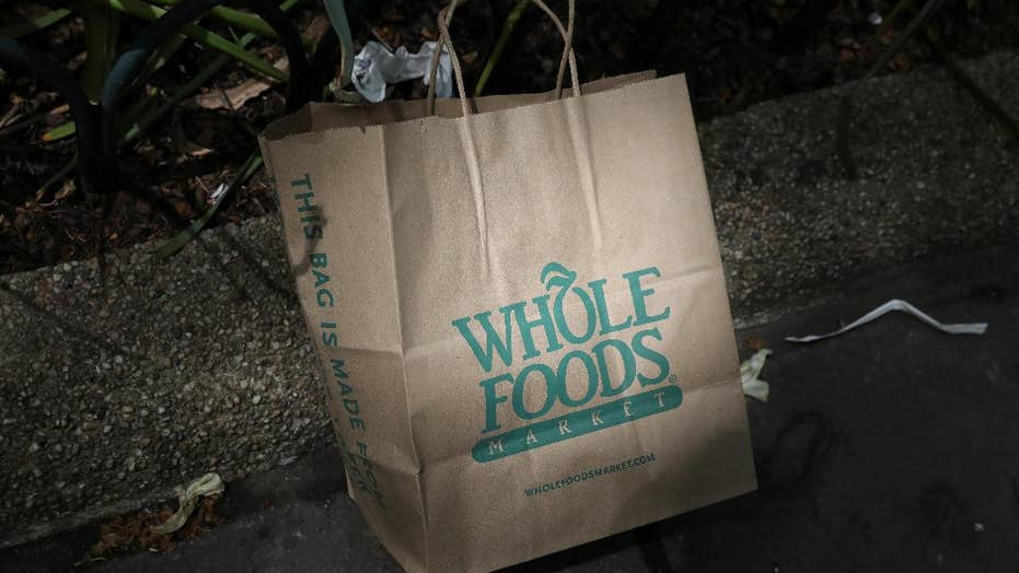 Amazon is slashing Whole Foods grocery prices