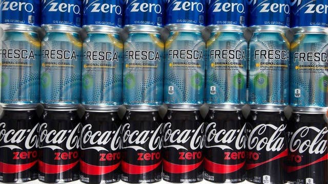 Soda tax is government overeach: Fmr. McDonald's USA CEO Rensi