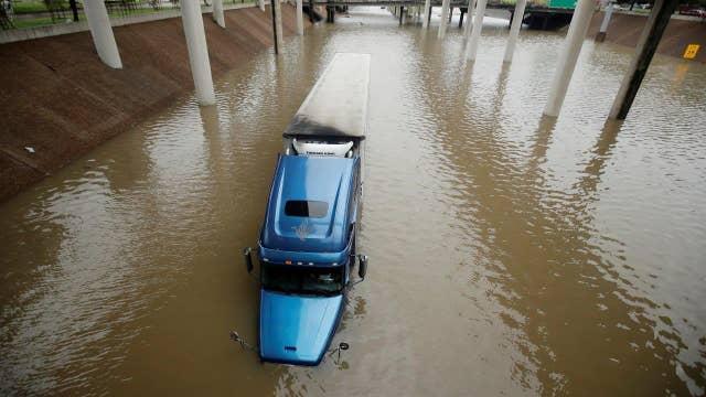Hurricane Harvey is a catastrophic event: James Lee Witt