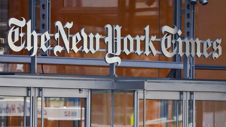 New York Times has become the opposition party: Varney